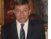 السفير عمرو حلمى سفير مصر بروما