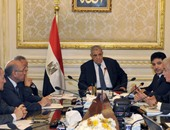 اجتماع المهندس إبراهيم محلب