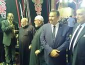عزاء شعبى للشهيد هشام بركات ولشهداء الجيش والشرطة بالإسكندرية