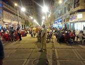 انتشار المقاهى بالشوارع التاريخية فى القاهرة