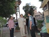 اللواء السيد جاد الحق مساعد وزير الداخلية لشرطة النقل
