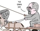 الكاريكاتير الإسرائيلى