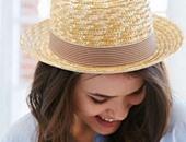 قبعات الشاطئ
