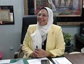 الدكتورة منى مصطفى وكيل وزارة التربية والتعليم بكفر الشيخ