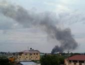جانب من العنف فى  جنوب السودان