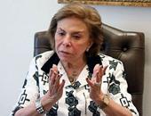 السفيرة مرفت التلاوى مديرة منظمة المرأة العربية