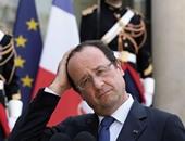 الرئيس الفرنسى فرنسوا هولاند
