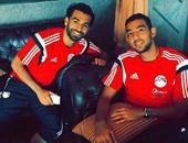 محمد صلاح وكوكا
