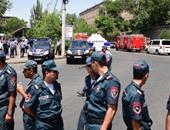 الشرطة فى ارمينيا