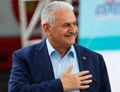 رئيس الوزراء التركى بن على يلدريم