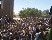تشيع جثمان قتيل المنيا - ارشيفية