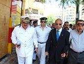 اللواء أحمد تيمور القائم بأعمال محافظ القاهرة