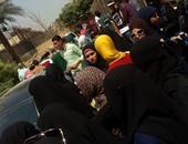 احتجاجات الطلبة - أرشيفية