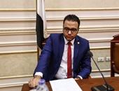 النائب أحمد زيدان أمين سر لجنة الاتصالات