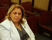 النائبة منى منير عضو لجنة الشئون الأفريقية