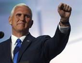 مايك بنس المرشح الجمهورى لمنصب نائب الرئيس الأمريكى