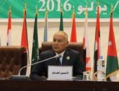 أحمد ابو الغيط الأمين العام لجامعة الدول العربية