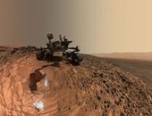 مركبة الفضاء Curiosity rover