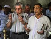 ضريح الزعيم جمال عبد الناصر