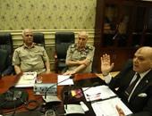 لجنة الدفاع والأمن القومى بمجلس النواب
