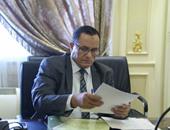 عمر حمروش أمين سر اللجنة الدينية بمجلس النواب
