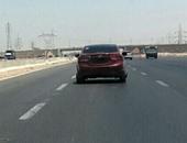 سيارة بدون لوحات معدنية
