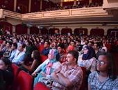 اقبال جماهيرى على مسرحية اهلا رمضان