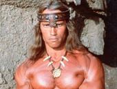 أرنولد شوارزنيجر من فيلم Conan the Barbarian