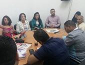 ورشة عمل حزب المصرى الديمقراطى حول الصحافة المحلية