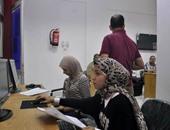 مكتب التنسيق  يستقبل طلاب المرحلة الأولى
