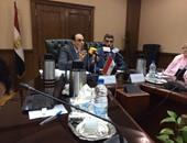 الدكتور طارق الحصرى والمستشار محمد جميل