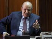 المستشار أحمد أبو العزم رئيس قسم التشريع بمجلس الدولة
