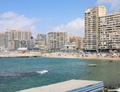 شواطئ الإسكندرية - أرشيفية