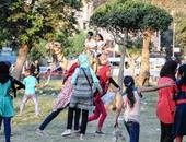 احتفال المصريين بعيد الفطر - أرشيفية