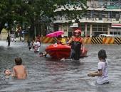اعصار فى الصين - صورة أرشيفية