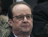 الرئيس الفرنسى هولاند