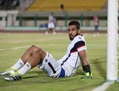 أحمد الشناوى حارس الزمالك