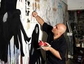 الفنان خالد حافظ