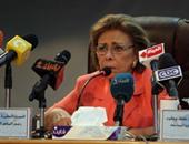 مرفت التلاوى رئيس المجلس القومى للمرأة
