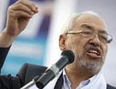 رئيس حركة النهضة التونسية راشد الغنوشى