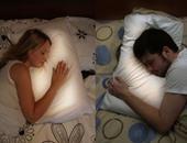 النوم فى سرير منفصل يقى من العديد من المشاكل