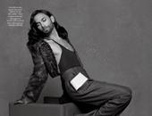 """كونشيتا تجرى جلسة التصوير لمجلة """"CR Fashion Boo"""""""