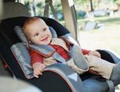 مقعد أطفال بالسيارة - أرشيفية