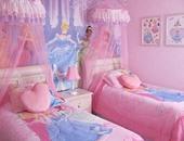 غرف بنات مستوحاة من القصص الخيالية فى الروايات