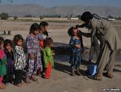 تطعيم للوقاية من شلل الأطفال