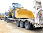 معدات حفر مشروع قناة السويس