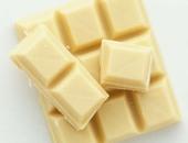 الشيكولاتة البيضاء