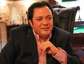 رجل الأعمال محمد المرشدى