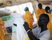 """مصاب بفيروس الإيبولا """"أرشيفية"""""""