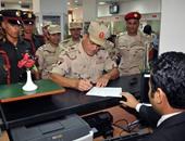 مدير الكلية الحربية يتبرع لتحيا مصر